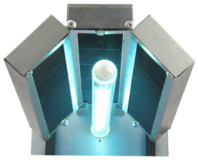 Ultravation Germicidal And Odor Reduction Room Air Purifier
